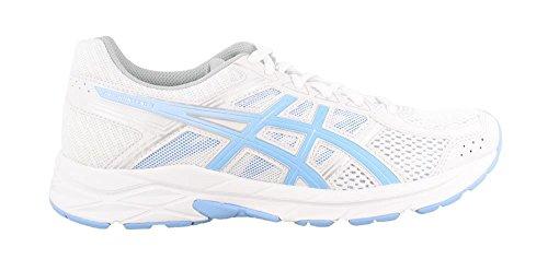 ASICS Gel-Contend 4 Women's Running Shoe, White/Bluebell, 5 M US by ASICS (Image #3)