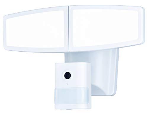 Epsilon Ii Dualux Led Motion Sensor Wi-Fi Camera Security Light from Vaxcel International