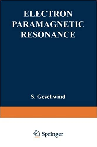Book Electron Paramagnetic Resonance (2013-09-11)