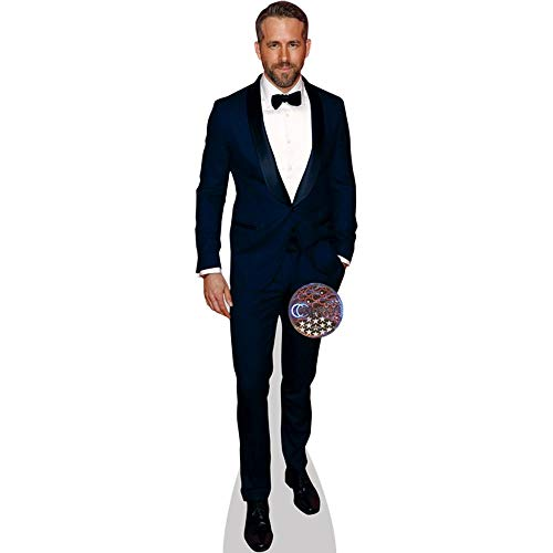 Ryan Reynolds (Blue Suit) Mini Cutout for sale  Delivered anywhere in USA