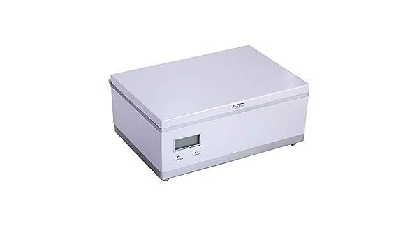 Hjhjghj Refrigerador eléctrico portátil, refrigerador, congelador ...