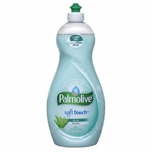 Palmolive Ultra Soft Touch with Aloe Dish Liquid, 25-Ounce (pack of - Palmolive Soap Dishwashing