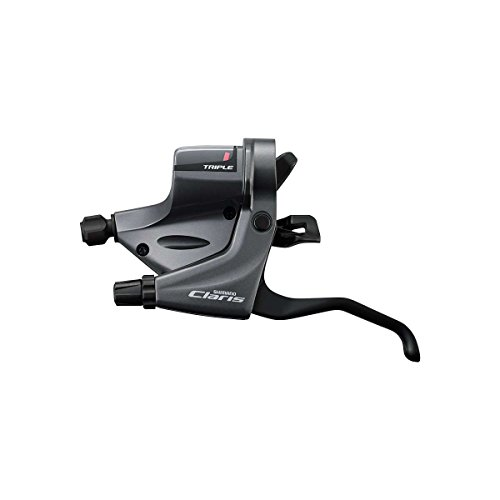 SHIMANO Claris Road Bicycle Shift/Brake Lever - ST-RS203 (3-Speed)