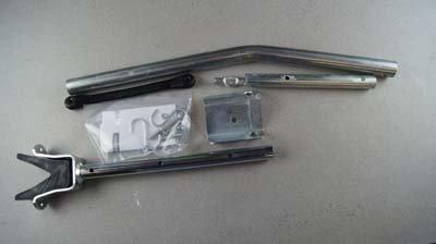 26 Inches 38 Inches Shorelander 6133400 Adjustable Transom Saver