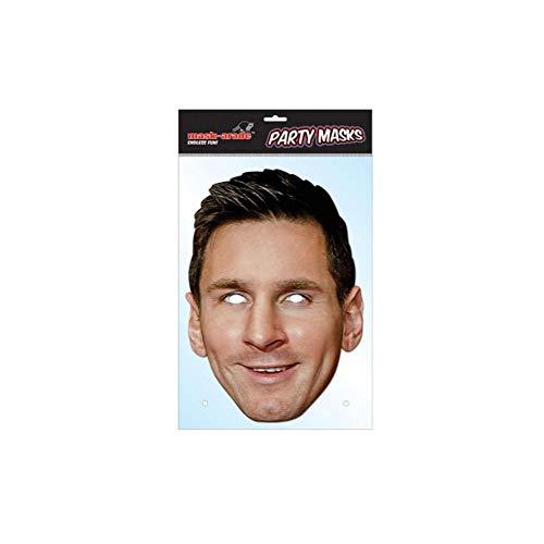 FC Barcelona Lionel Messi Mask (One Size) (Multicolored)]()