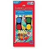 Faber-Castell 5292125011 Suluboya, 12 Renk