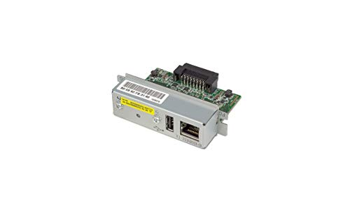Epson C32C824A8811 Epson, Connect-It Interface, Ethernet, UB-E04, 10/100Mb, IP Addressable, for Mpos Friendly Printers, All Tm Printers