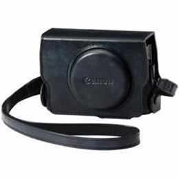 Canon PowerShot G7 X Mark II用 ソフトケース ブラック CSC-G8BK CSC-G8BK CANON B07RFHWX6M