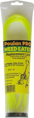 Poulan Replacement Trimmer Line 0.115'' Boxed by Poulan Pro
