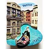 Venice Gondola ITALY Resin 3D fridge Refrigerator