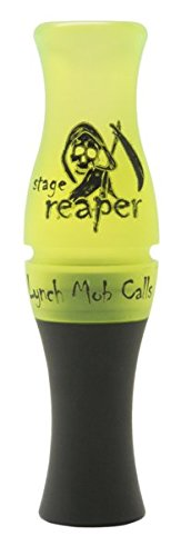 LYNCH MOB CALLS The Stage Reaper Precision CNC Turned Acrylic Canada Goose Call by LYNCH MOB CALLS