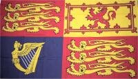 NEOPlex 3' x 5' International Flags of the World's Countries - English Royal Standard