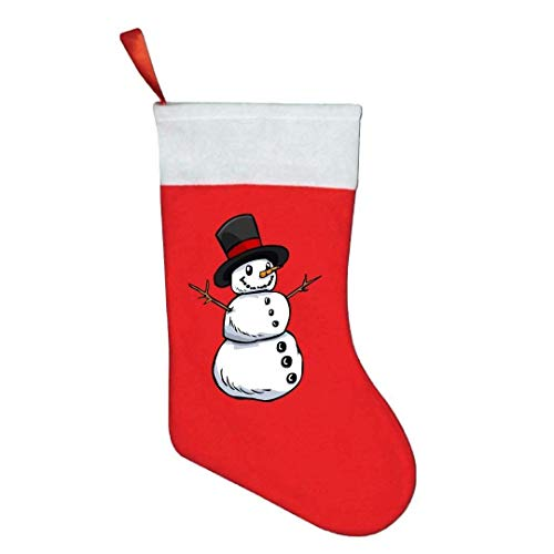Snowman Clipart - Snowman Clip Art Personalized Christmas Stockings Home Decorations Gifts for Family