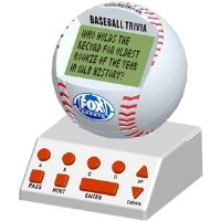 FX-318 Fox Sports Baseball Trivia by Excalibur