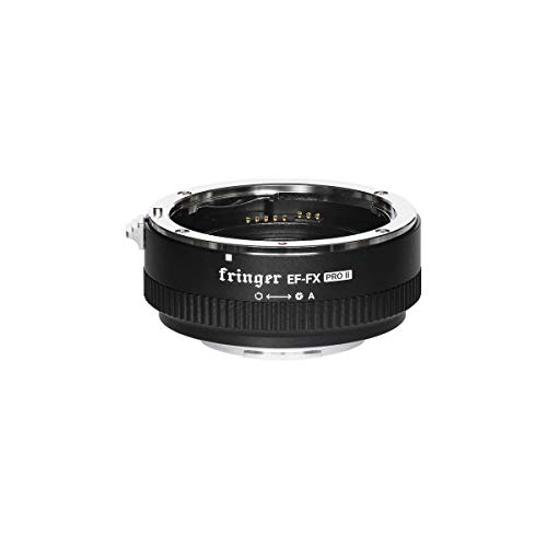 Fringer Auto Focus Adapter for Canon EF to Fuji X Mount Pro II