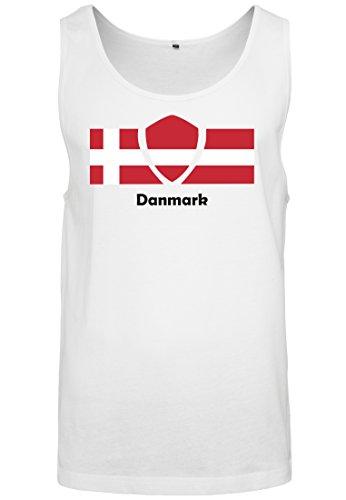 Du Les Tous Homme Danemark Football Participants 2018 Drapeau Débardeur 2store24 Pays Coupe Monde ZwxqO6f