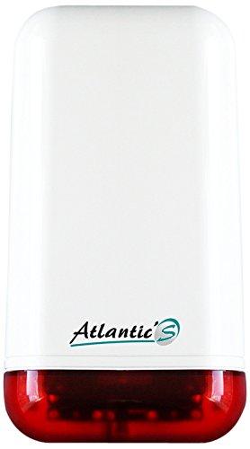 Atlantic'S MD-329R - Sirena (inalámbrica autónoma interior/exterior)