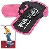 : Simtec Fun Slides Carpet Skates - Hot Pink