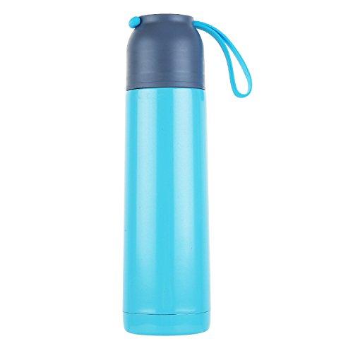 Huplue 350 Inoxydable En Mignon Thermos Tasse Acier D'eau Ml500ml ybvYf67g