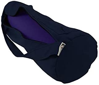 product image for Bean Products Yoga Mat Bags from A Multitude of Colors in Cotton, Organic Cotton or Hemp - 2 Sizes - Choose Large for Standard Mats or Extra Large for Oversize or More Room for Accessories