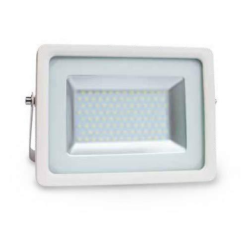 Proyector LED 50W 6000K IP65 Blanco GSC 0704741: Amazon.es ...