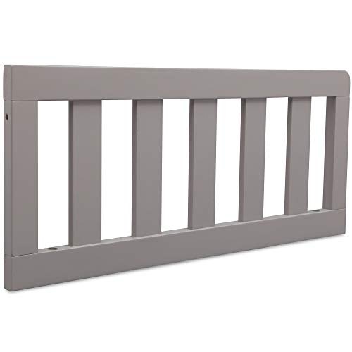 Delta Children Toddler Guardrail 0094, Grey