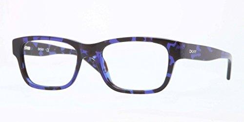 DKNY DY4651 Eyeglass Frames 3640-52 - Blue Havana