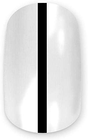 LOréal Paris Nails a Porter Flex 003 Tuxedo Chic estuche de extensiones para uñas - Estuches de extensiones de uñas (Tuxedo Chic, Negro, Plata, 16 mm, 125 mm, 1 g): Amazon.es: Belleza