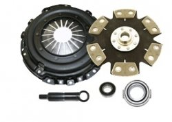 Competition Clutch 8029-1620 Clutch Kit(1990-1991 Honda Prelude Stage 4-6 Pad ()