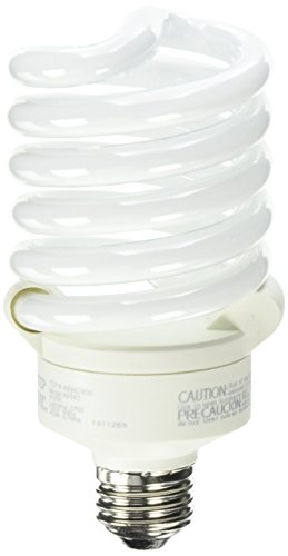 (TCP 4894241k CFL Pro A - Lamp - 150 Watt Equivalent (42W) Cool White (4100K) Full Spring Lamp Light Bulb)