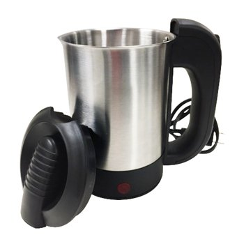 Travel Hot Pot Electric Kettle Dual Voltage 120V and 230V,electric kettle,HOT POT,hot pot travel kettle. by Narita