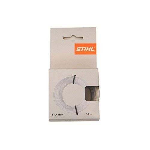 Cuerda de nailon para cortacésped de 1,4 mm x 16 m, parte n.º 0000 ...