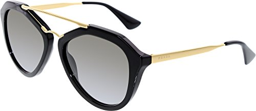 black黑色 prada pr12qs 太阳镜太阳眼镜