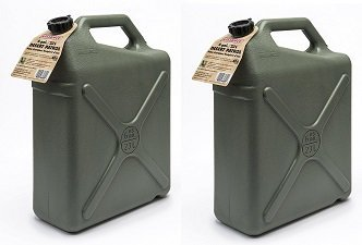 激安単価で Reliance Products (2) 砂漠パトロール Reliance 6ガロン 硬水容器 Products (2) B07G198PQL, オカドン:53882bc0 --- a0267596.xsph.ru