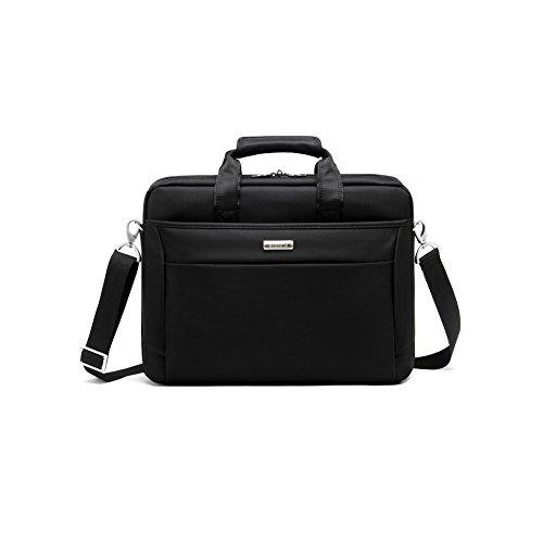 Shockproof computer bag laptop messenger handbag 15.6'''' black - 1