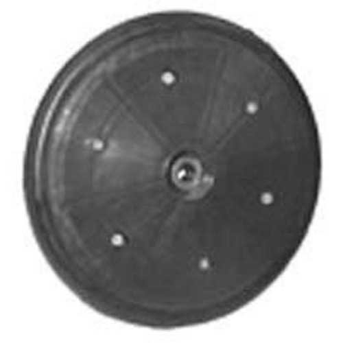 All States Ag Parts Closing Wheel Assembly John Deere 1760 7200 7300 455 1780 AA43898 by All States Ag Parts (Image #1)