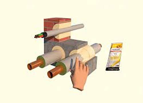 Vatral/® Defence A1 Brandschutzm/örtel 1,0 ltr