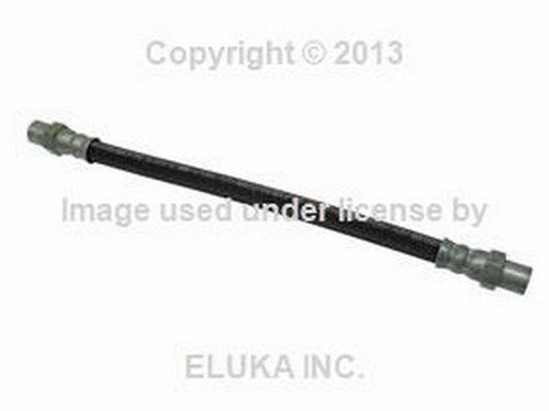 (BMW Fluid Hose - Clutch Master Cylinder Pipe to Slave 275 mm E34 E36 530i 540i 323i 328i M3 M3)