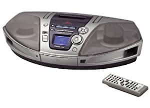 Panasonic RX-ES29 Portable Stereo CD/MP3 System with Cassette, Radio & Dual Voltage for Worldwide Use.