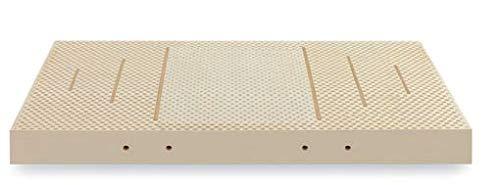 Dorwin 2454140031 - colchón de Latex enfundado Natur 135x190 cm: Amazon.es: Hogar