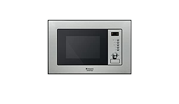 Hotpoint FMO 122.1 X 20L 800W Acero inoxidable - Microondas (20 L ...