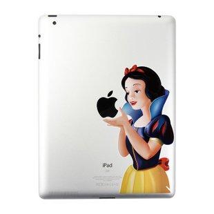 Aufkleber Für Apple Ipad Mini Schneewittchen Amazonde