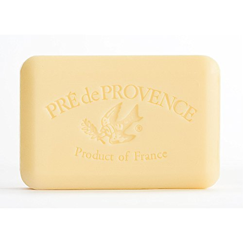 Pre de Provence Shea Butter Enriched Artisanal French Soap Bar (250 g) - Agrumes (French Shea Butter)