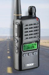 Review Tekk XV-100 Handheld Portable