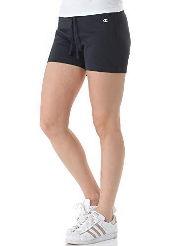 Champion Shorts Damen 111476 S19BS501 NNY Dunkelblau, Größe:M