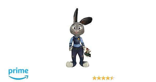 Zootropolis - Peluche Judy Hopps coneja policia 35cm calidad super soft - La conejita: Amazon.es: Juguetes y juegos