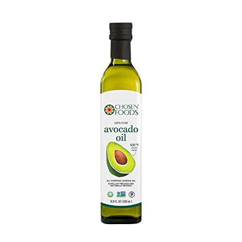 Mayonnaise Oil Olive Hair (Chosen Foods Avocado Oil, 16.9 Fluid Ounce)
