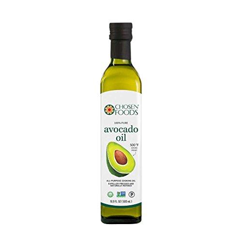 Oil Olive Hair Mayonnaise (Chosen Foods Avocado Oil, 16.9 Fluid Ounce)