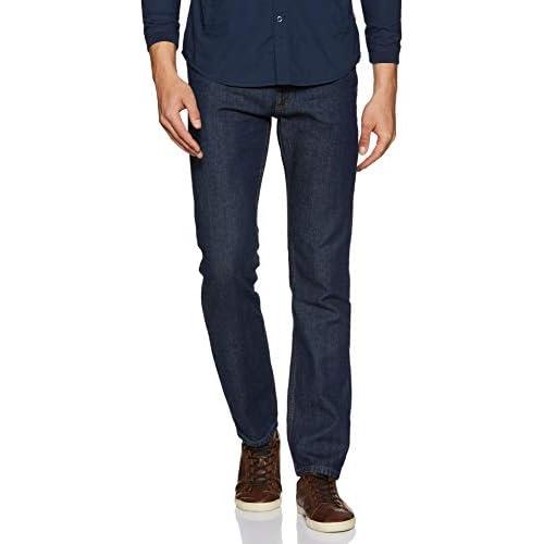 314Lje7mqyL. SS500  - Amazon Brand - Symbol Men's Relaxed Fit Jeans
