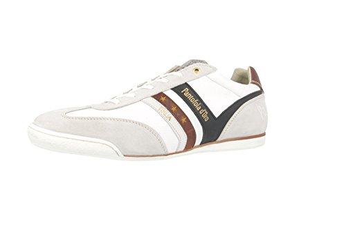Pantofola d'Oro - Loreto Nylon - Herren Sneaker - Weiß Schuhe in Übergrößen, Größe:47
